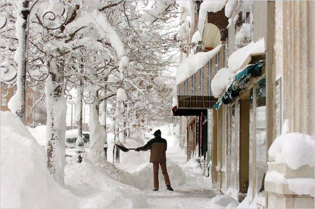 Oswego Snow