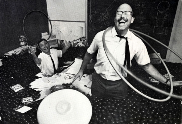 Hula Hoop Creator Richard Knerr